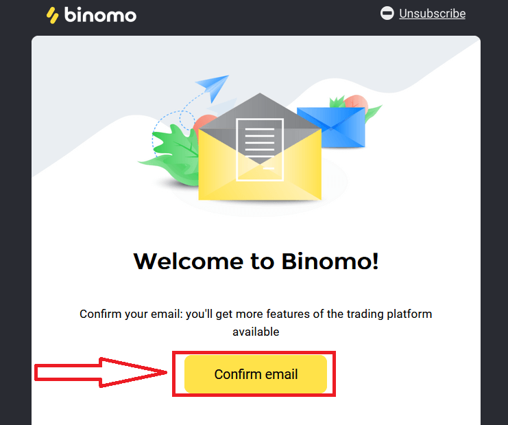 How to Open Account and Deposit Funds at Binomo